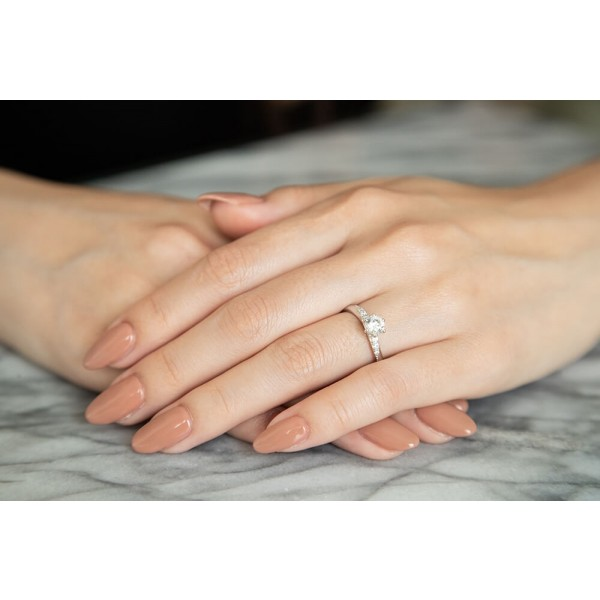 The Emily 0.60ct Engagement Ring