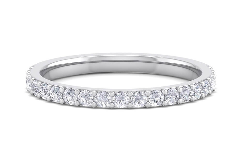 The Piccadilly 0.44ct Full Eternity Ring