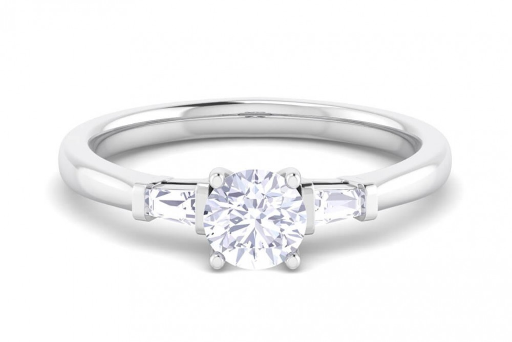The Jessica 0.84ct Engagement Ring