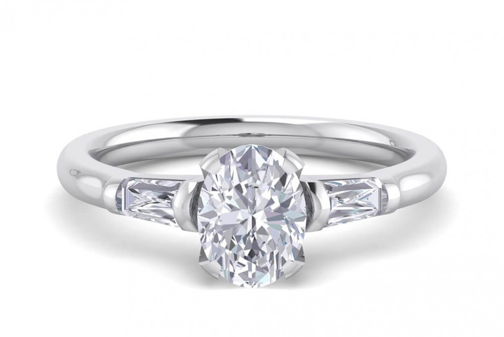 The Duchess 1.24ct Engagement Ring