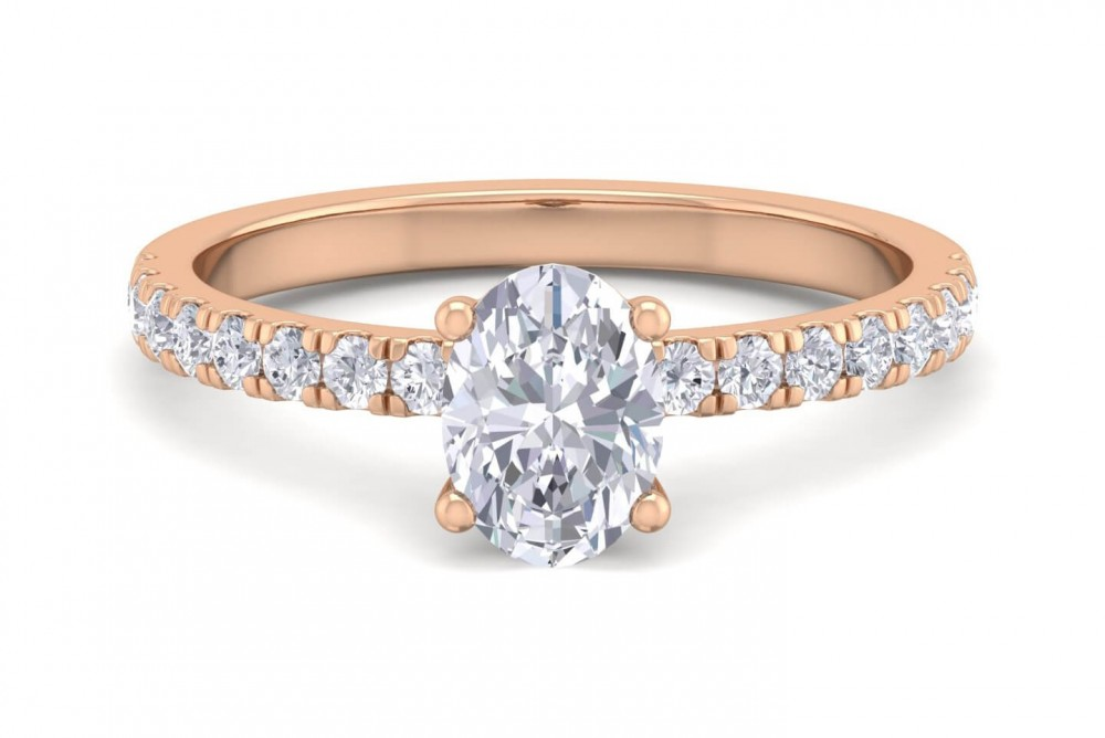 The Lancaster 1.06ct Engagement Ring