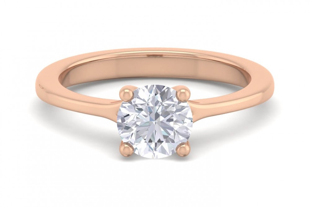 The Kensington Lady 0.50ct Engagement Ring