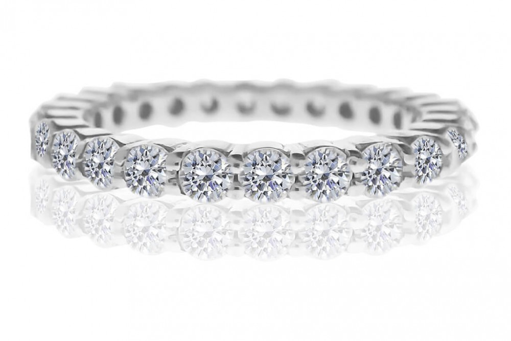 The Chelsea 1.0ct Full Eternity Ring