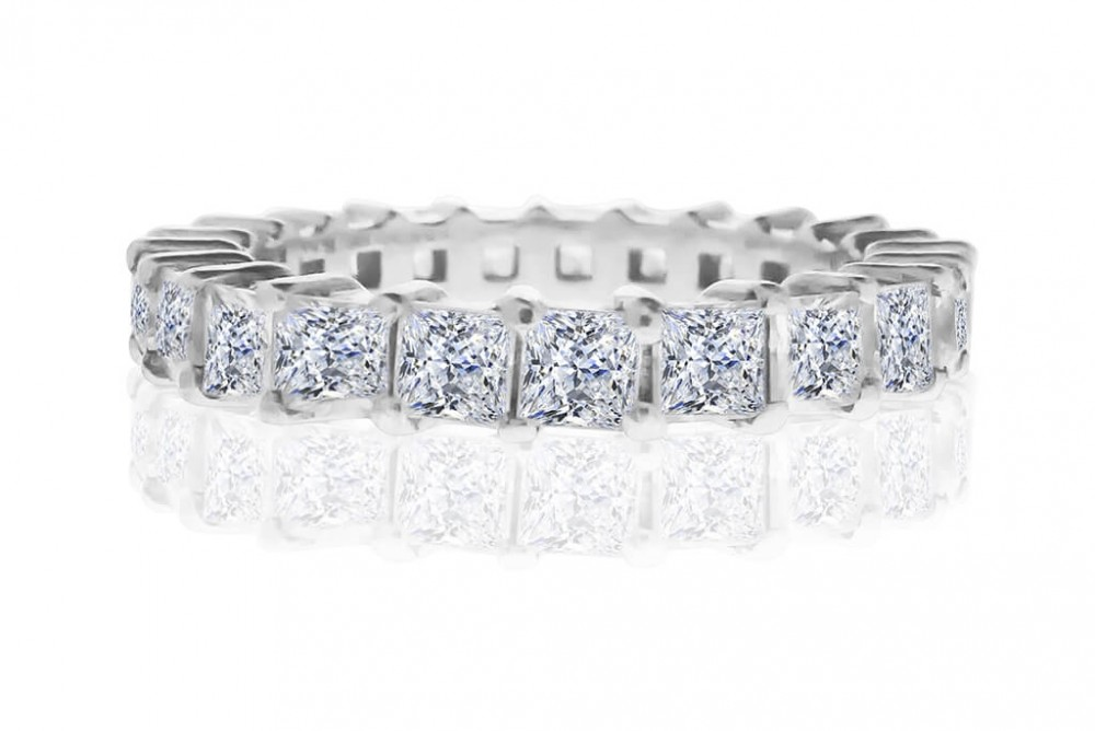 The Kensington 2.20ct Full Eternity Ring