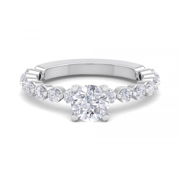 The Manhattan 1.06ct Engagement Ring