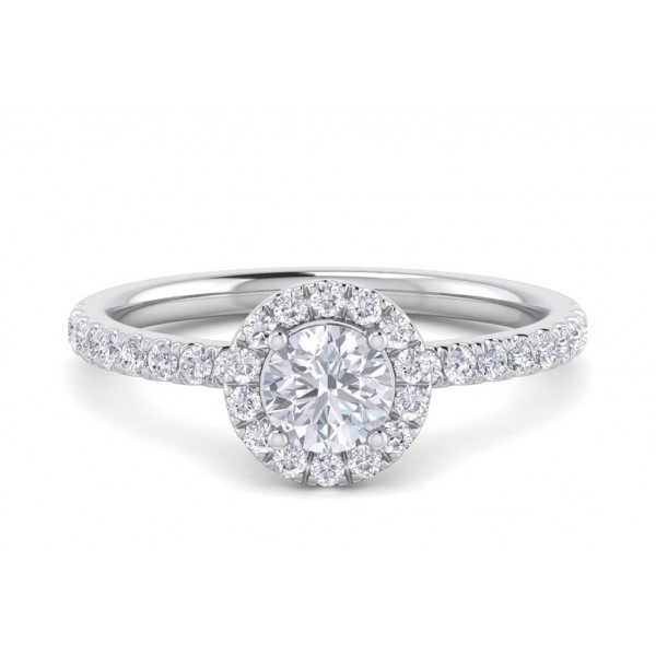 The Richmond 0.84ct Engagement Ring