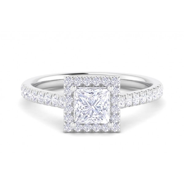 The Oxford 1.14ct Engagement Ring