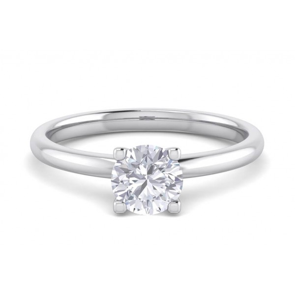 The Hyde Park 0.90ct Engagement Ring