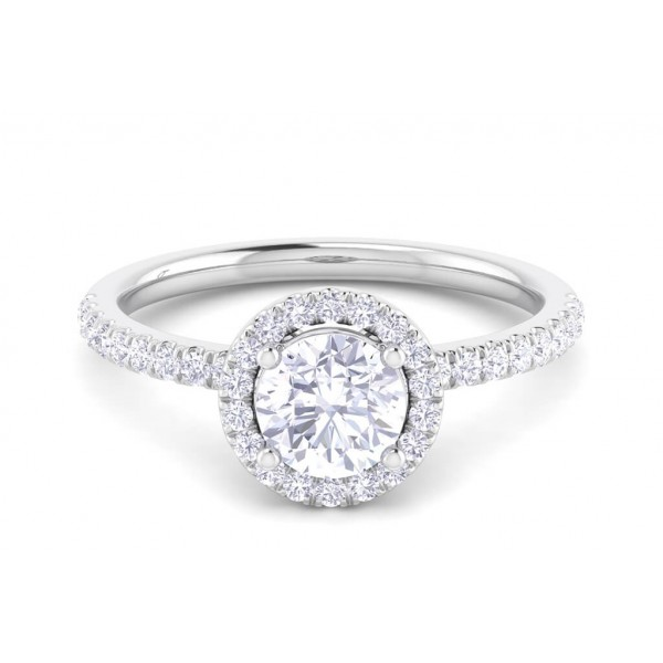 The Ascot 1.24ct Engagement Ring