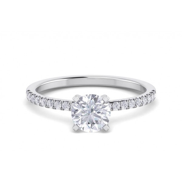 The Mayfair 0.88ct Engagement Ring