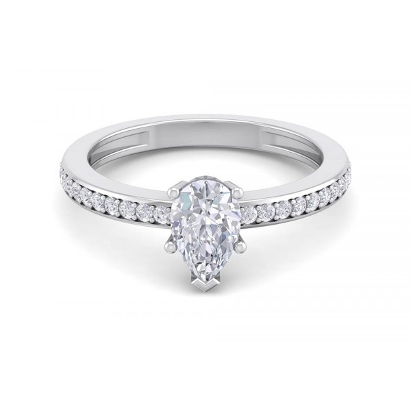 The Olivia 0.88ct Engagement Ring