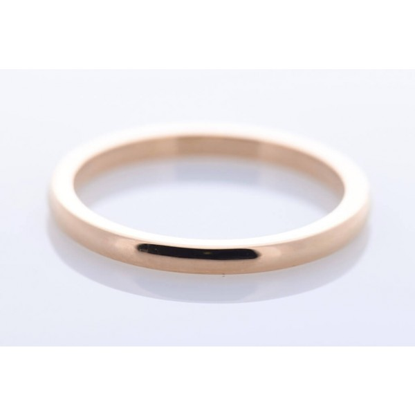 The Regent Mens 2mm Wedding Ring