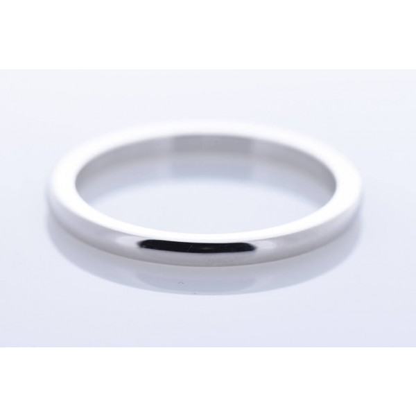 The Westminster Mens 2mm Wedding Ring