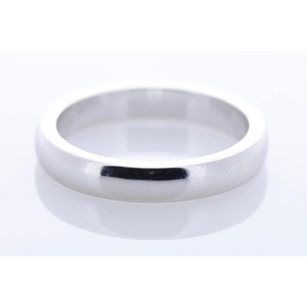 The Westminster Mens 4mm Wedding Ring