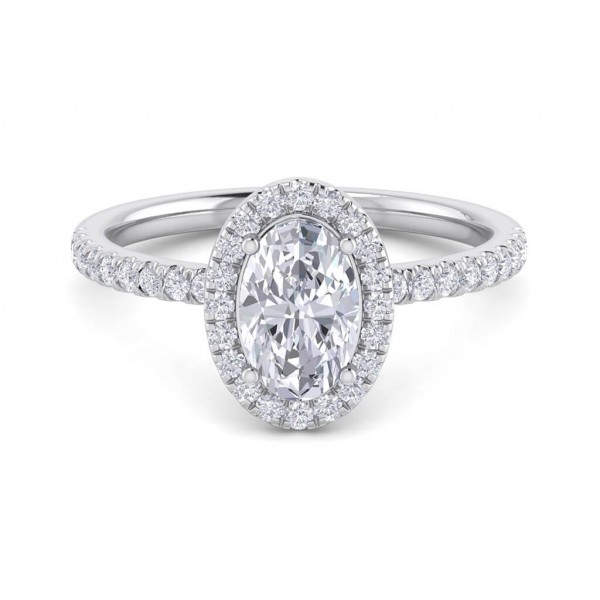 The Imperial 1.34ct Engagement Ring